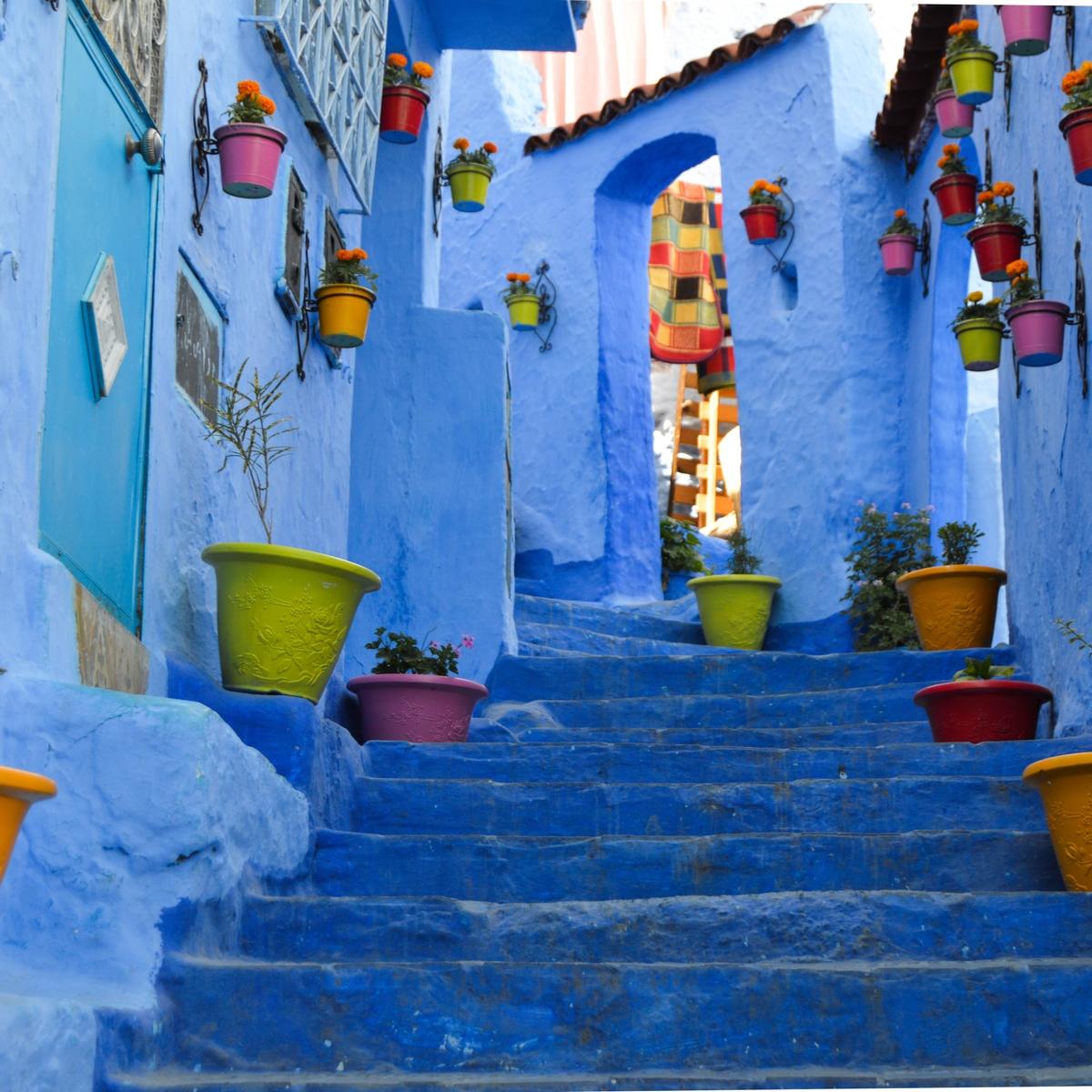 Die schönsten Reiseziele Afrikas: Chefchaouen, Marokko