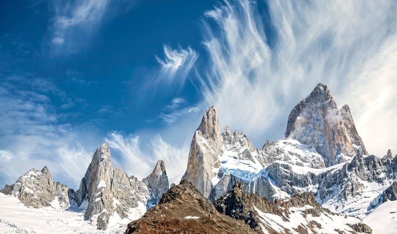 Viaggio in Cile, Torres del Paine