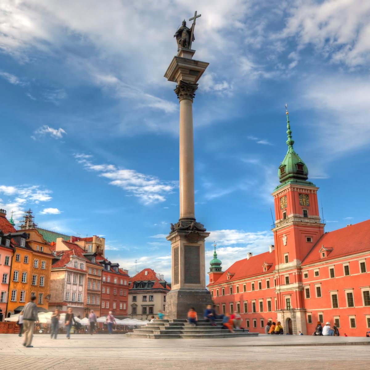 Die besten barrierefreien Städte Europas: Warschau, Polen