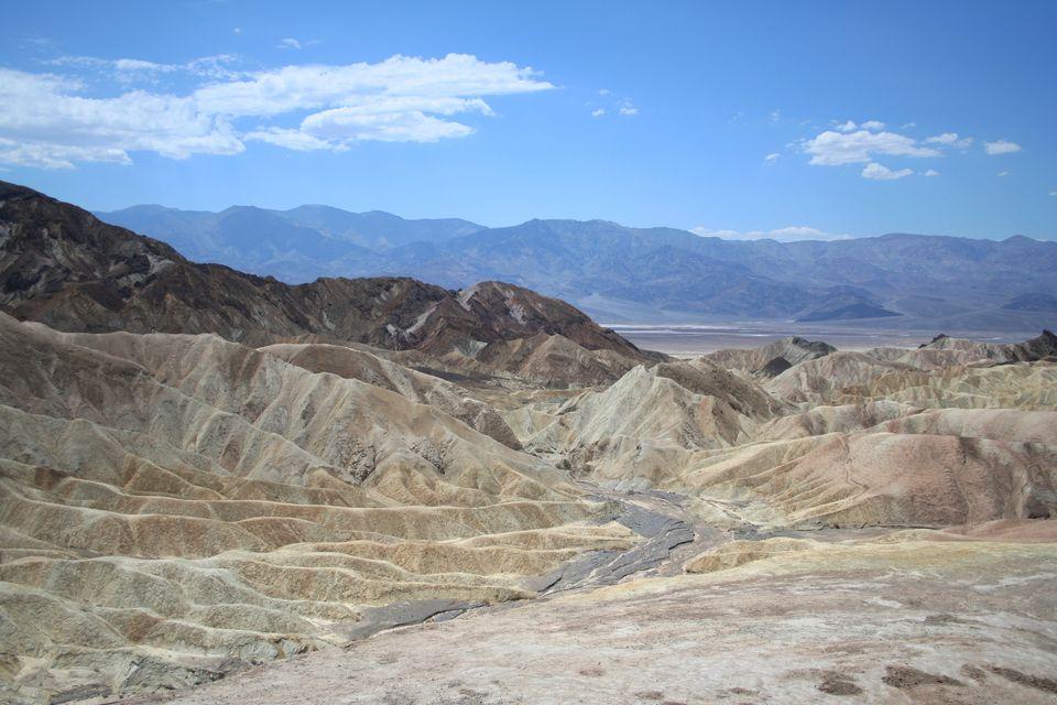Die schönsten Nationalparks der USA: Death Valley Nationalpark, Kalifornien