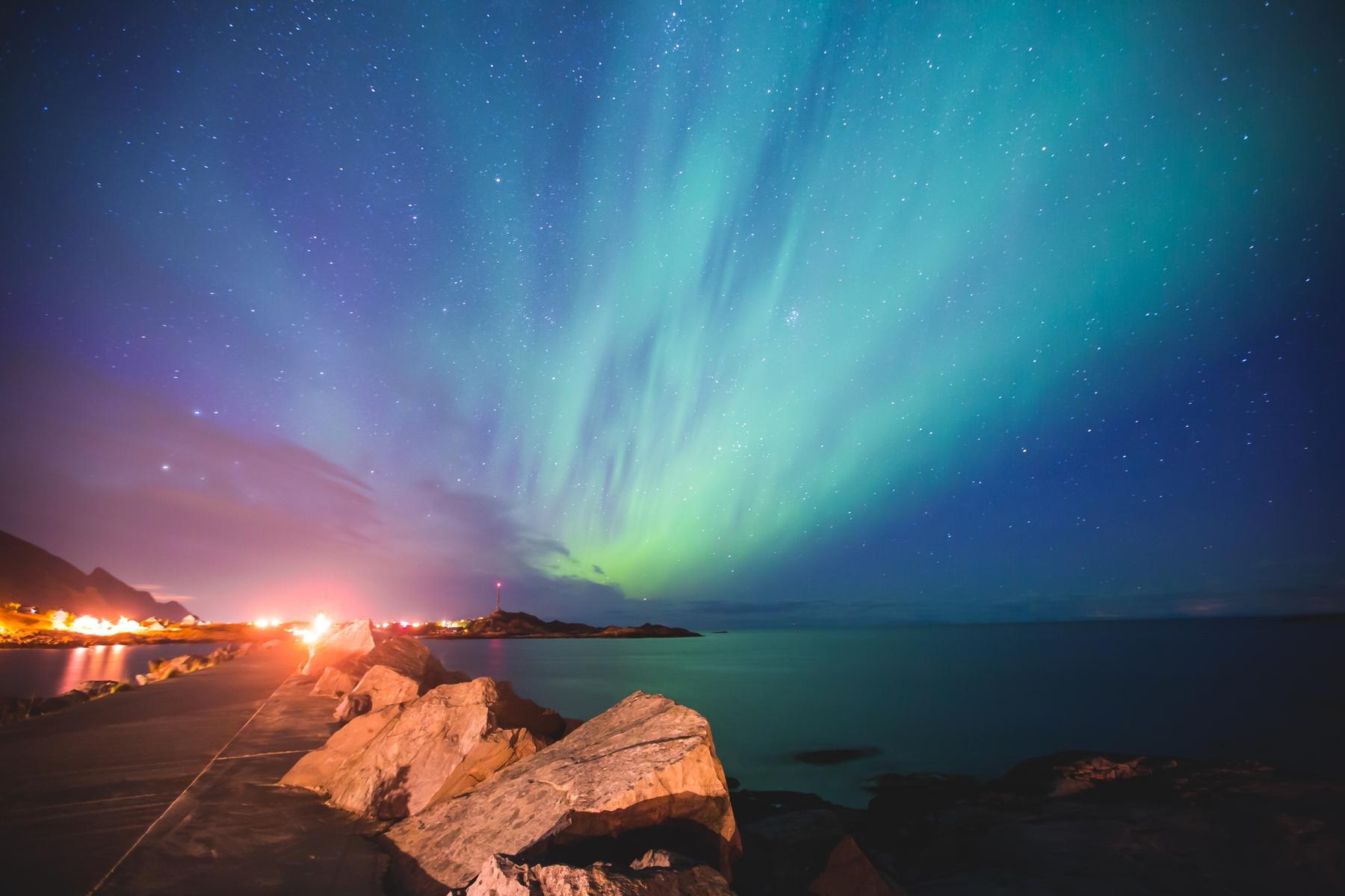 guia para ver la aurora boreal en tromso, que ropa llevar para ver la aurora boreal, donde ver la aurora boreal, luces del norte en tromso, tromso noruega, aurora boreal tromso, camara fotos aurora boreal
