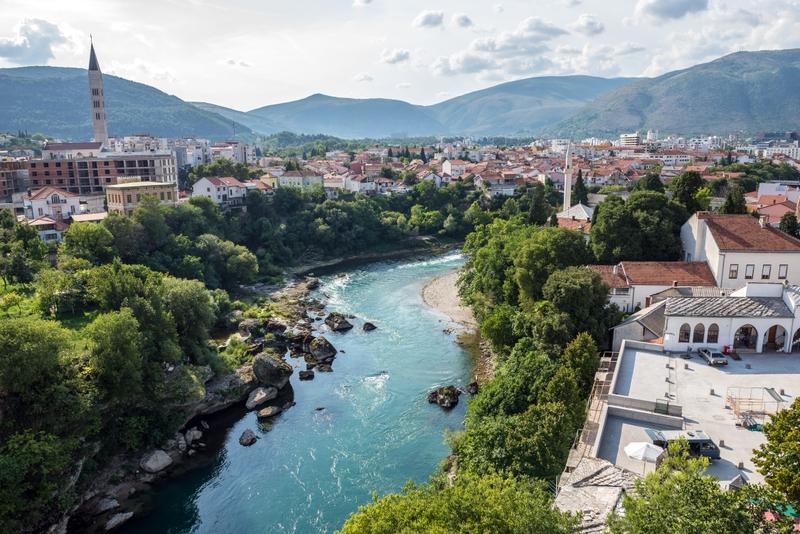 2018'de Gidilecek Yerler: Mostar