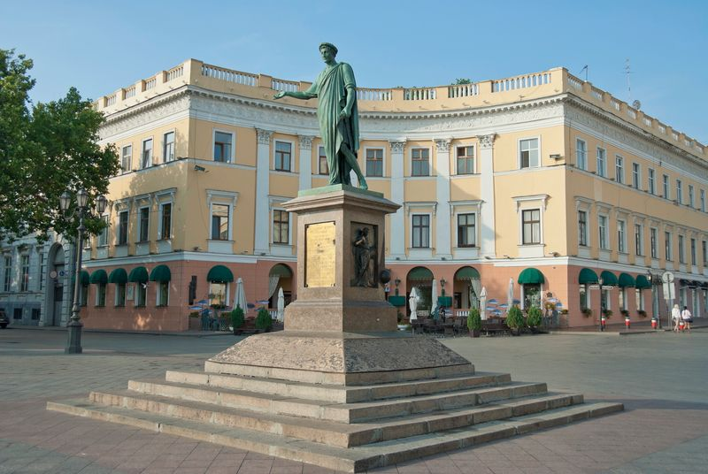 Karadeniz'in İncisi Odessa Ukrayna