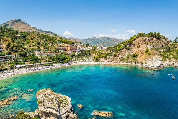 Taormina, Mesyna, Sycylia