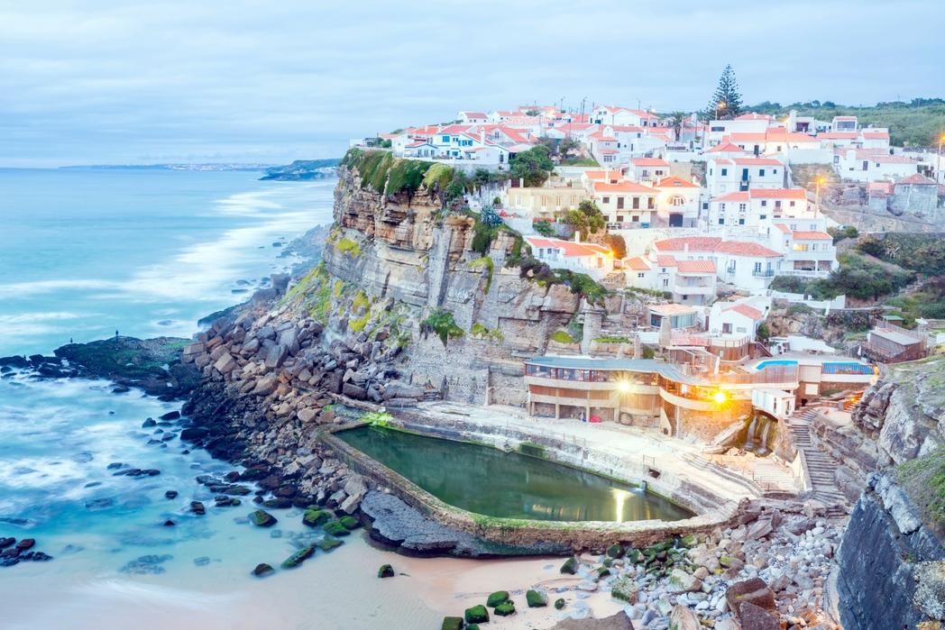 Spiagge Lisbona: Tamariz-Cascais