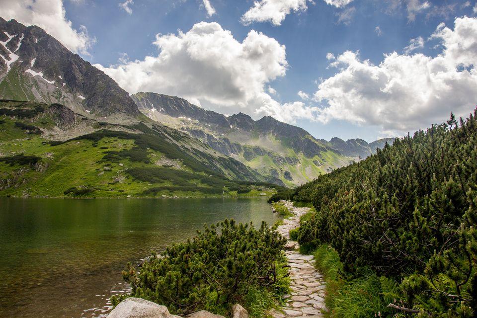 Pogoda i widoki: Tatry