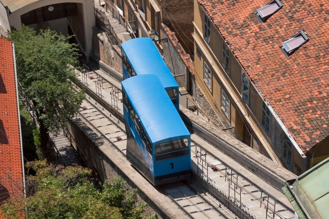 Τελεφερίκ στο Ζάγκρεμπ - γιατί να κάνετε διακοπές στην Κροατία την άνοιξη
