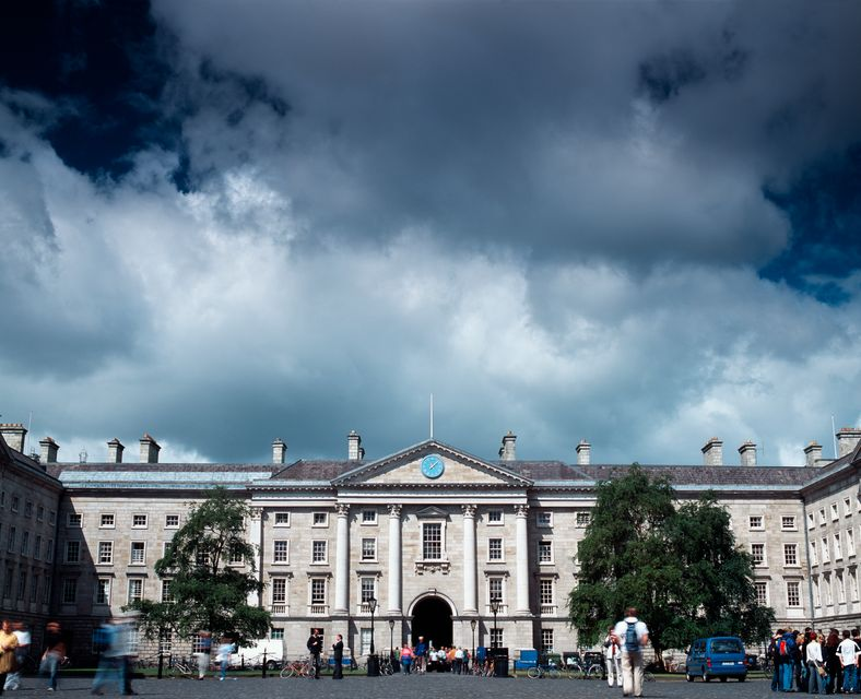 Visit Trinity College - cheap things to do in Dublin