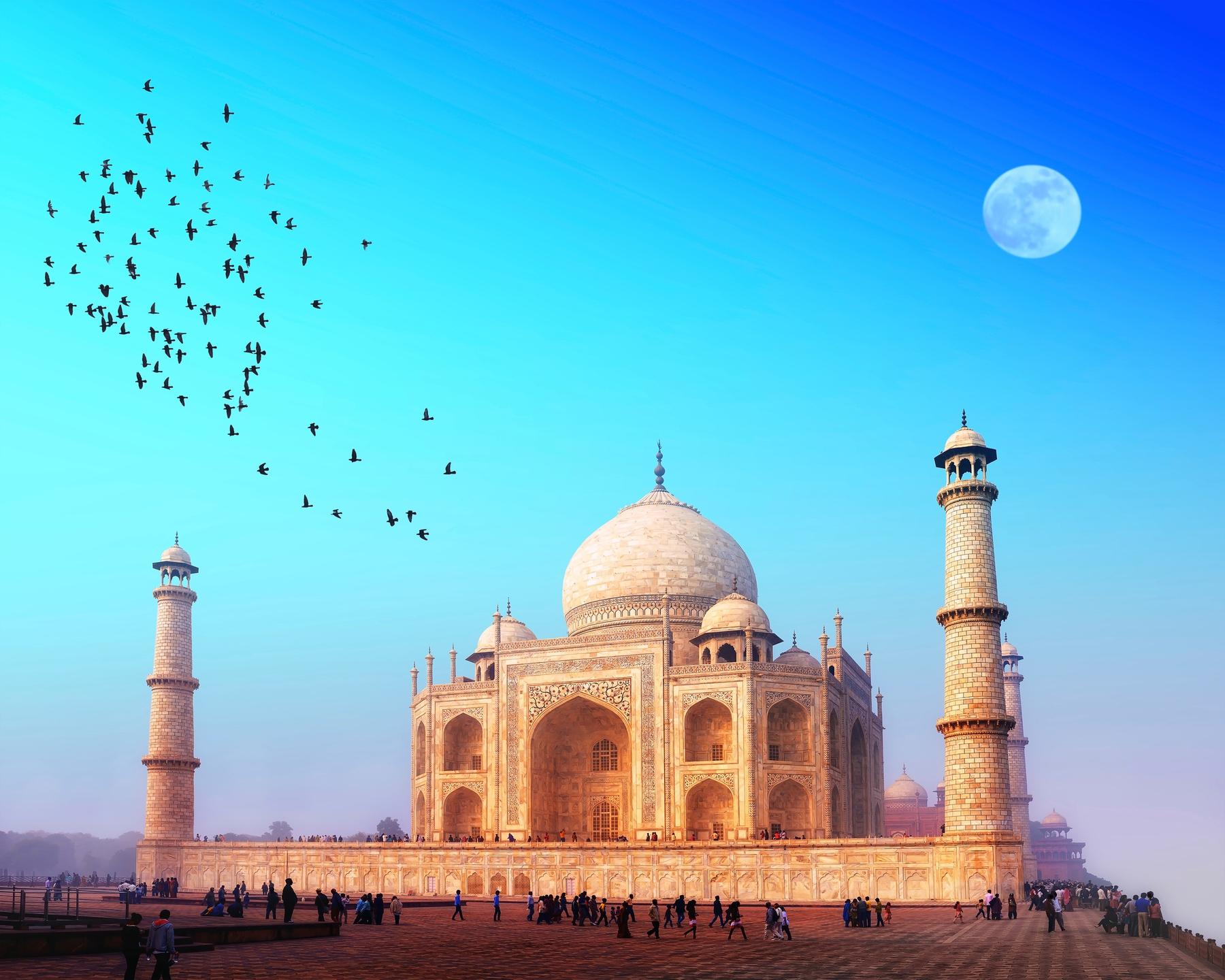 Los 20 lugares más fascinantes del mundo: India