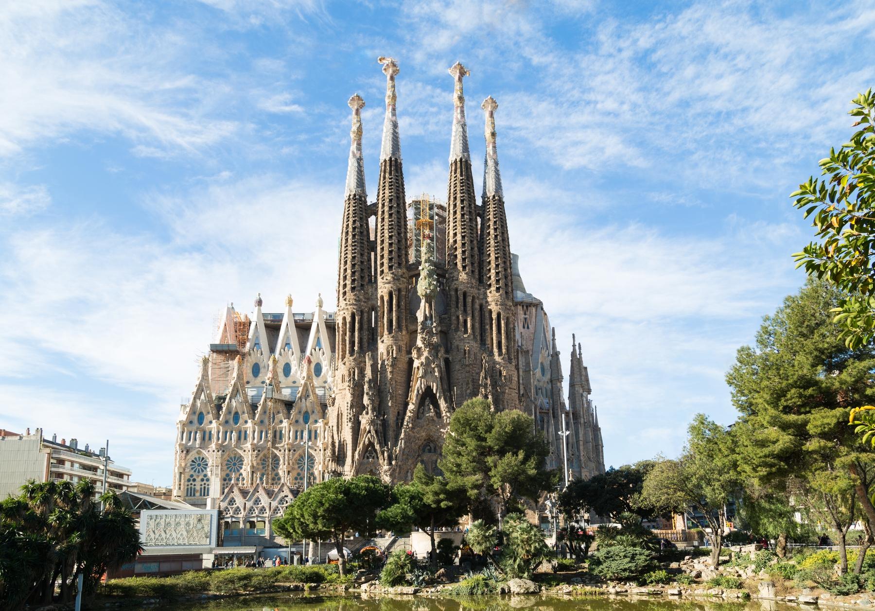 Günstige Städtereisen: Barcelona, Spanien