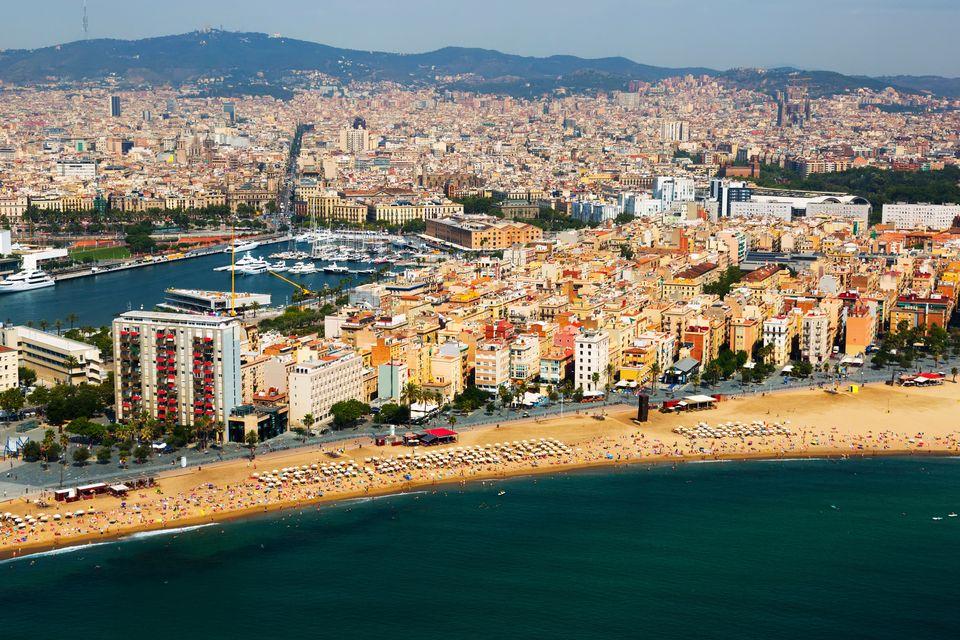 Flight deals to Europe: Barcelona