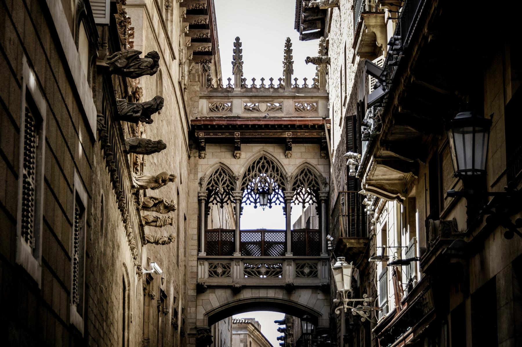 ornate gothic architecture