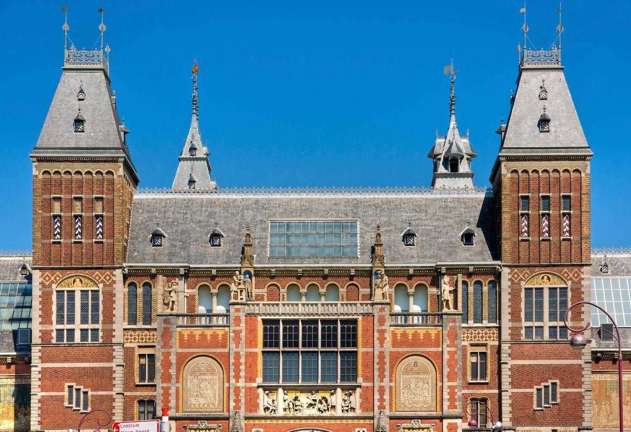 rijksmuseum hollanda müzeler