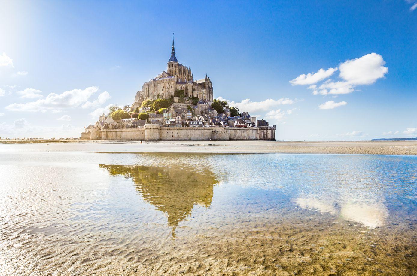 Must-sees in der Normandie: Mont-Saint-Michel