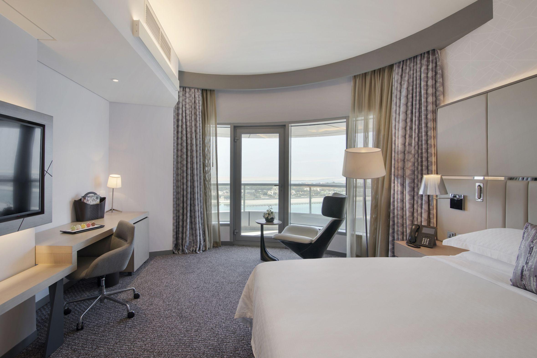 Pearl Rotana - iş seyahati için en iyi Abu Dhabi oteli seçenekleri