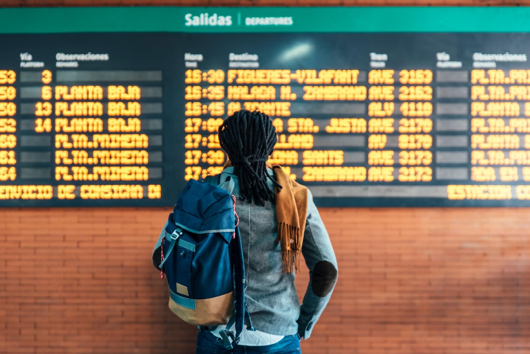 sicuro viaggiare in treno