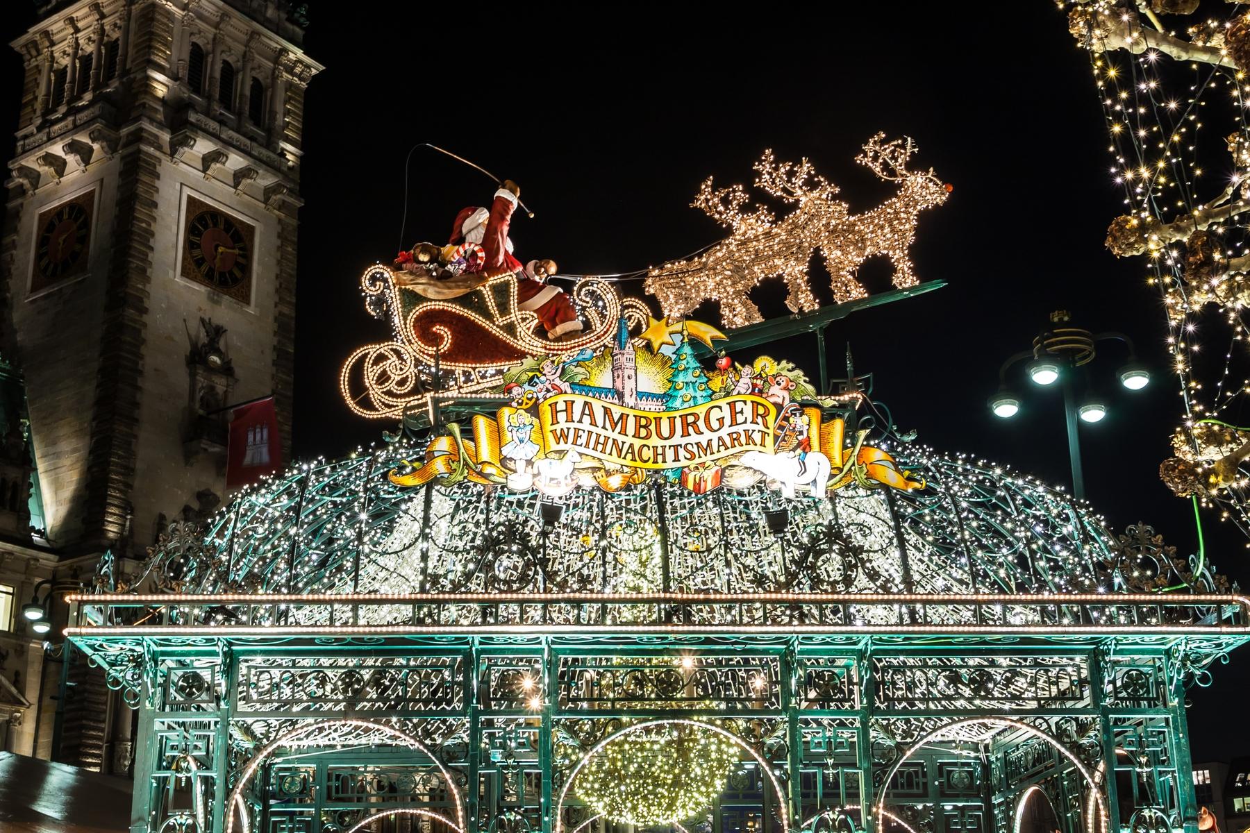 Weihnachtsmärkte Hamburg