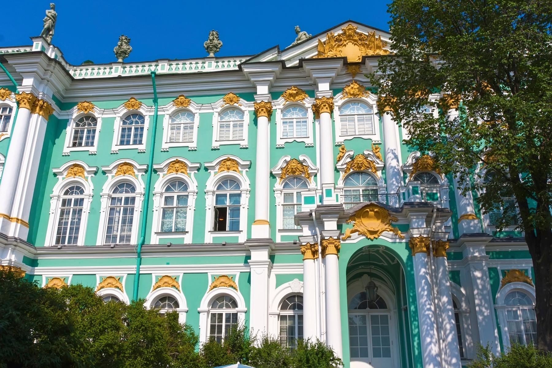 Замок в россии