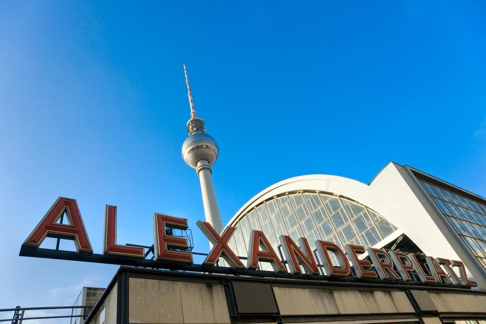 Πύργος Τηλεόρασης Βερολίνου