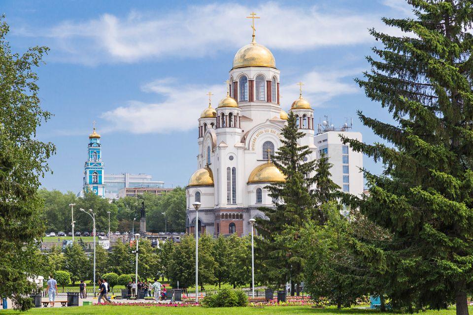 Die schönsten Städte Russlands: Jekaterinburg (Yekaterinburg)