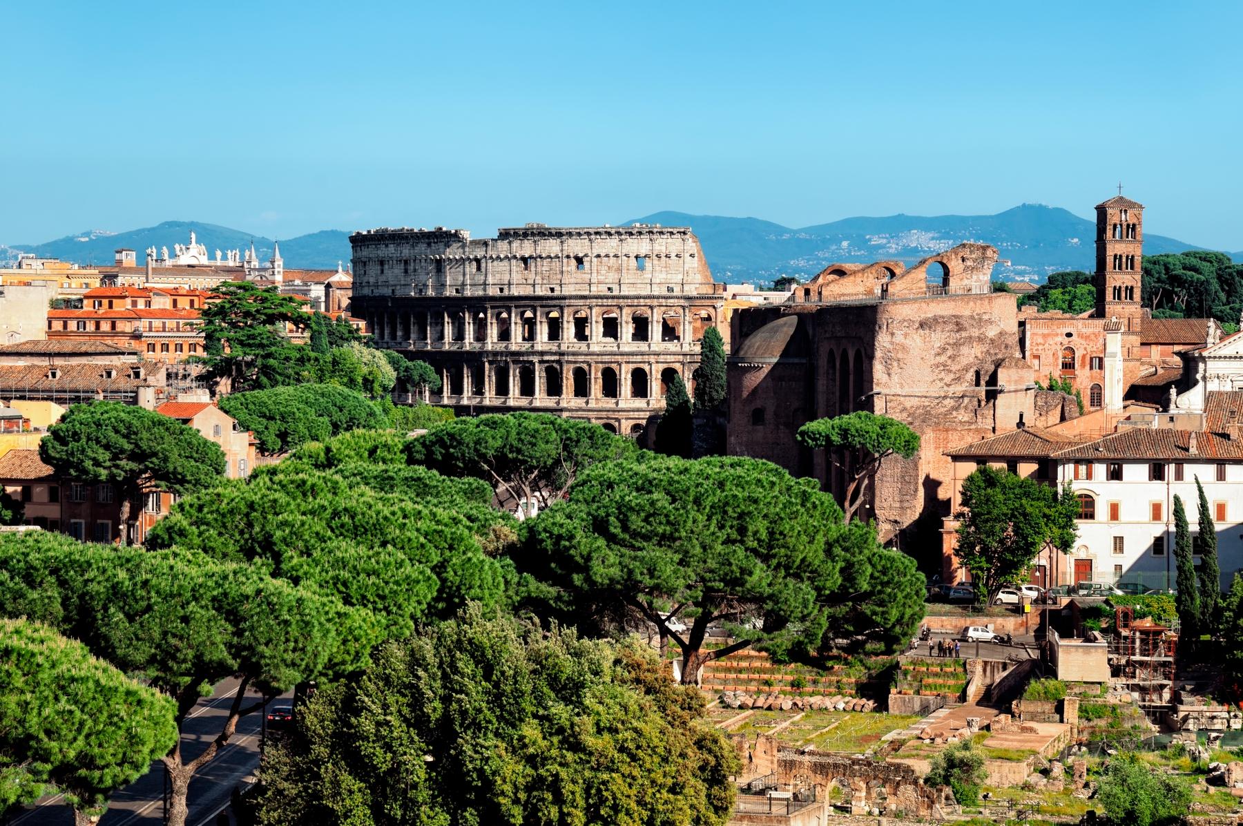 Posti da vedere in Italia: Colosseo, Roma