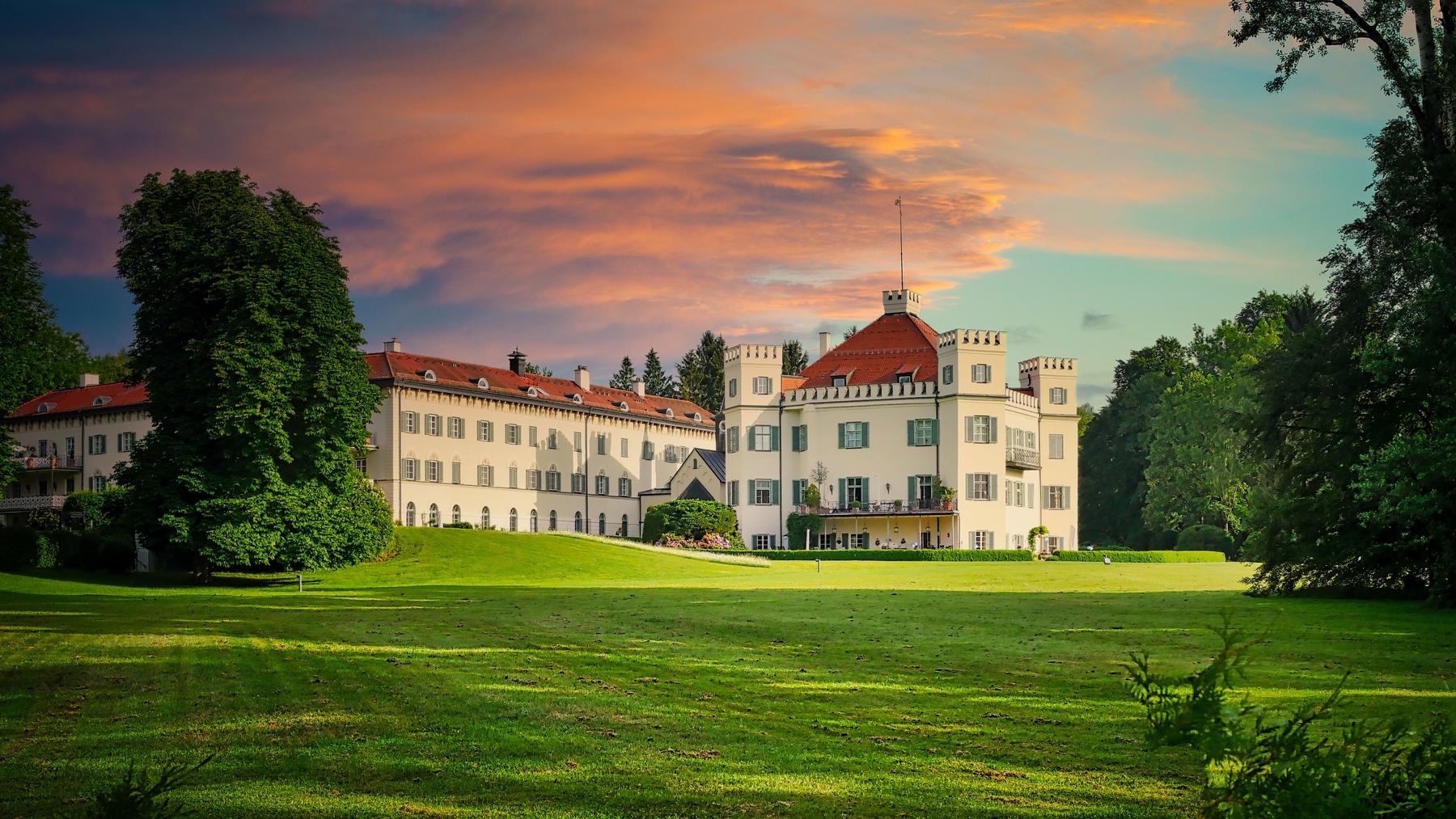 Das Starnberger Schloss