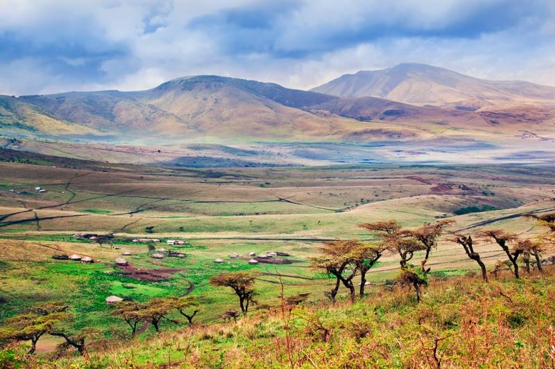 Η φύση της Τανζανίας