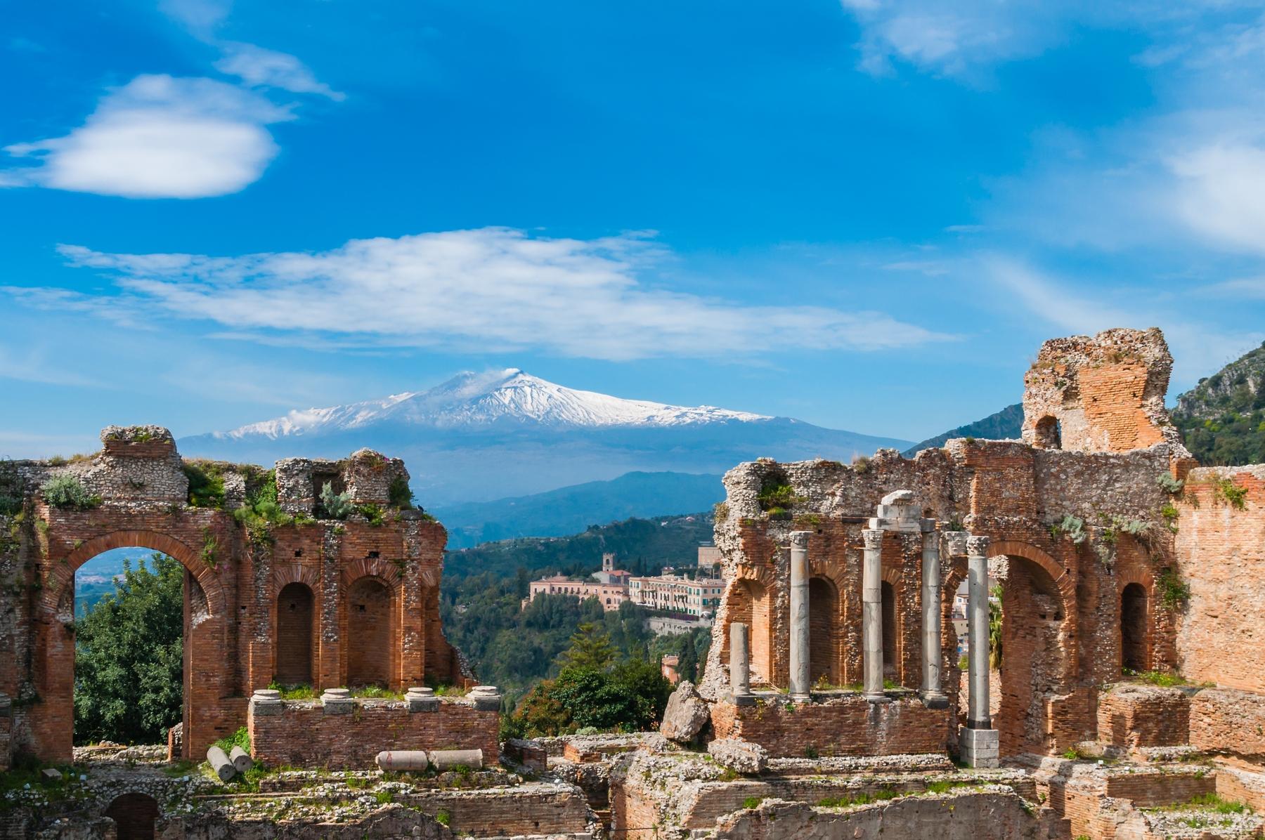 Posti da visitare in Italia: Etna, Sicilia