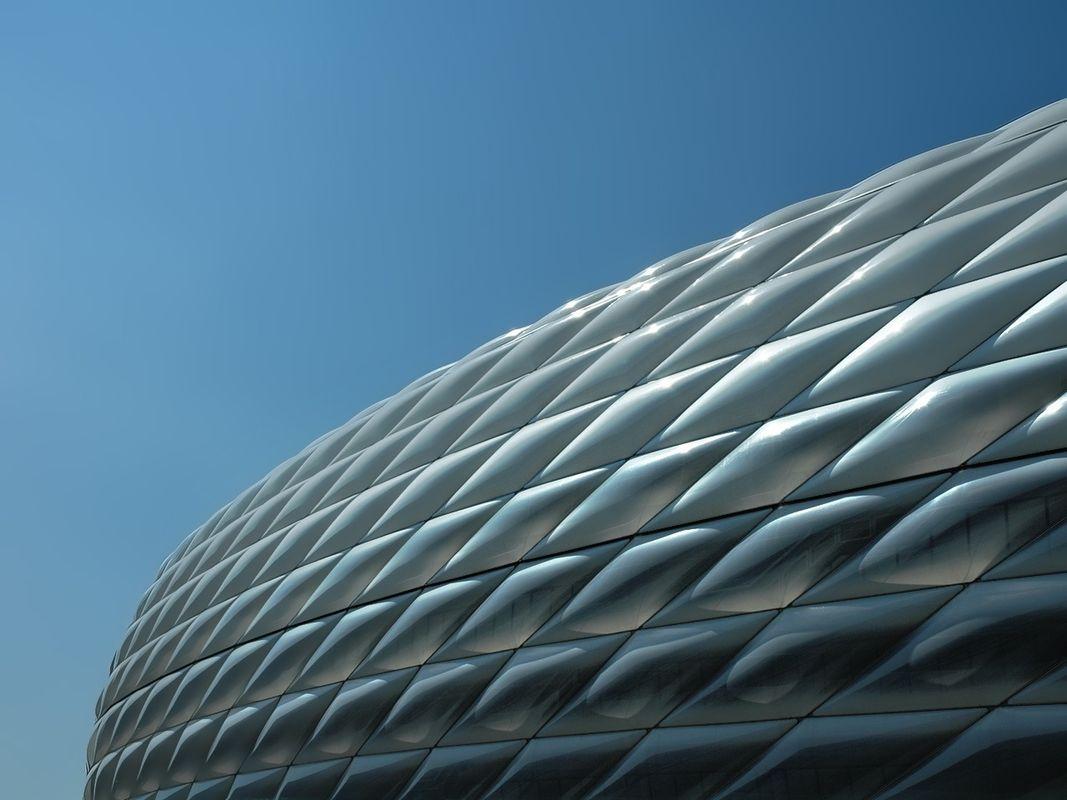Η Allianz Arena είναι απ' τα τοπ αξιοθέατα στο Μόναχο της Βαυαρίας