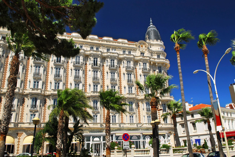 Cosa vedere a Cannes - Croisette