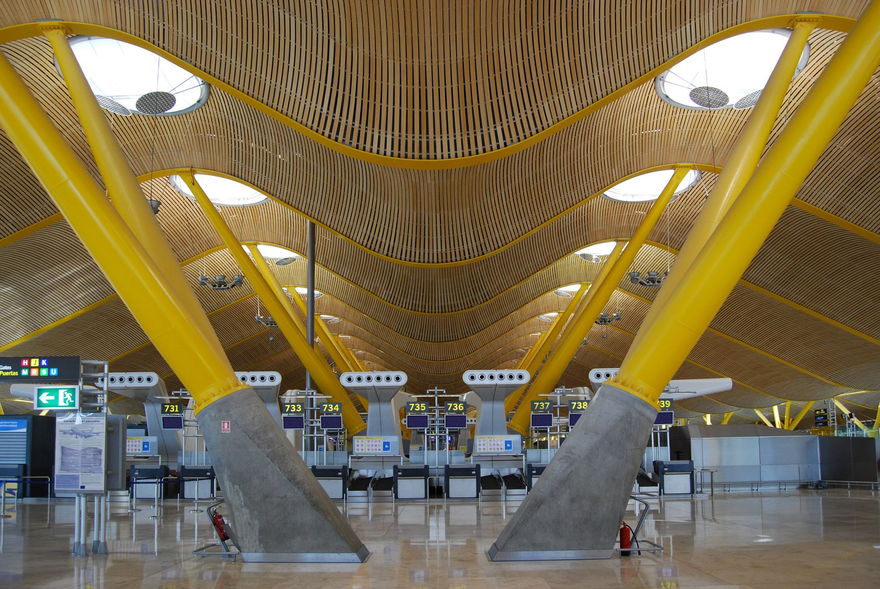 Voyager en Espagne via l'aéroport de Madrid
