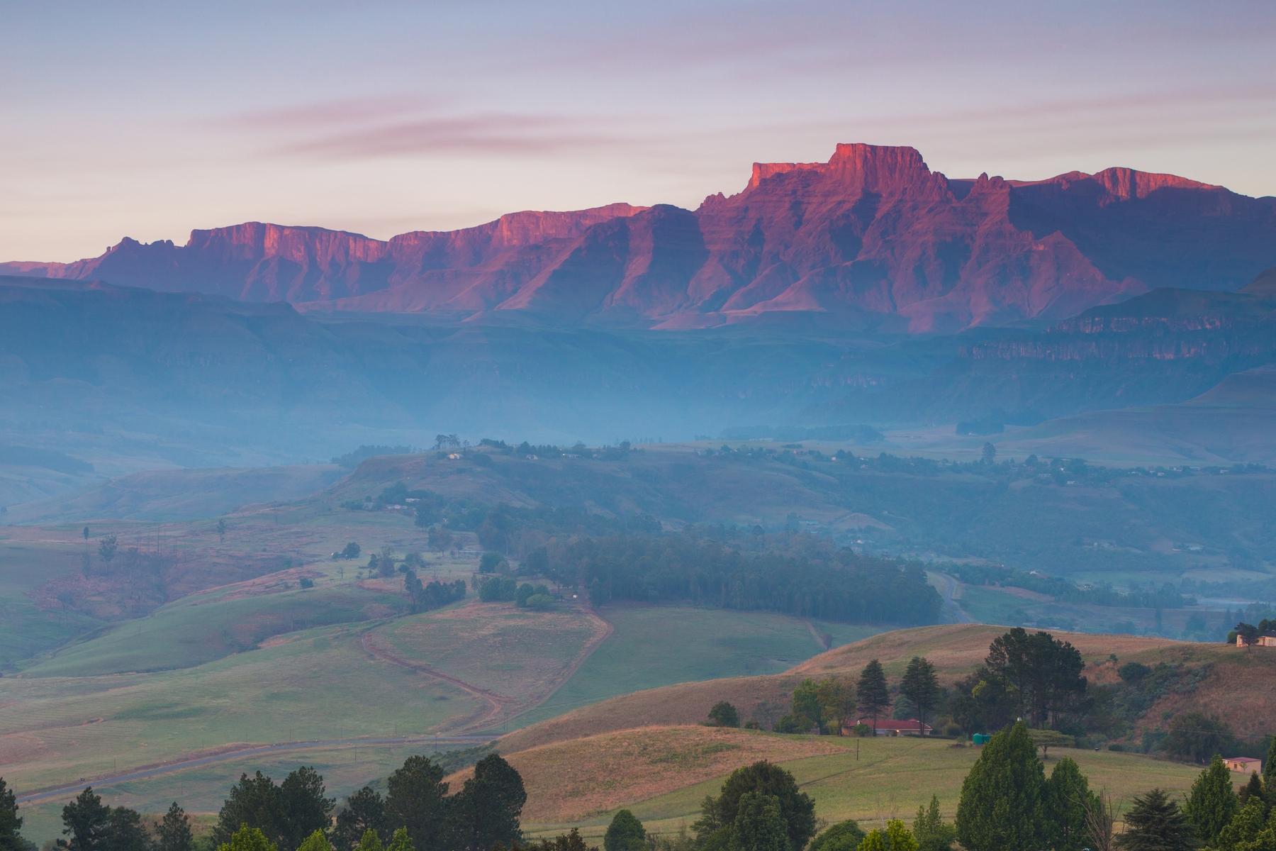 Куда поехать на природу: Южная Африка