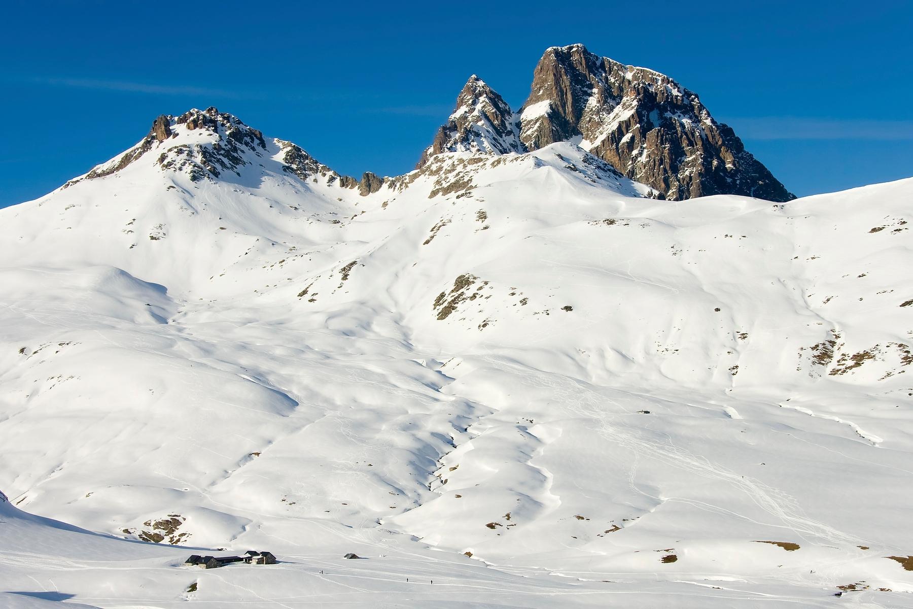 Partir au ski en janvier, profiter de la montagne