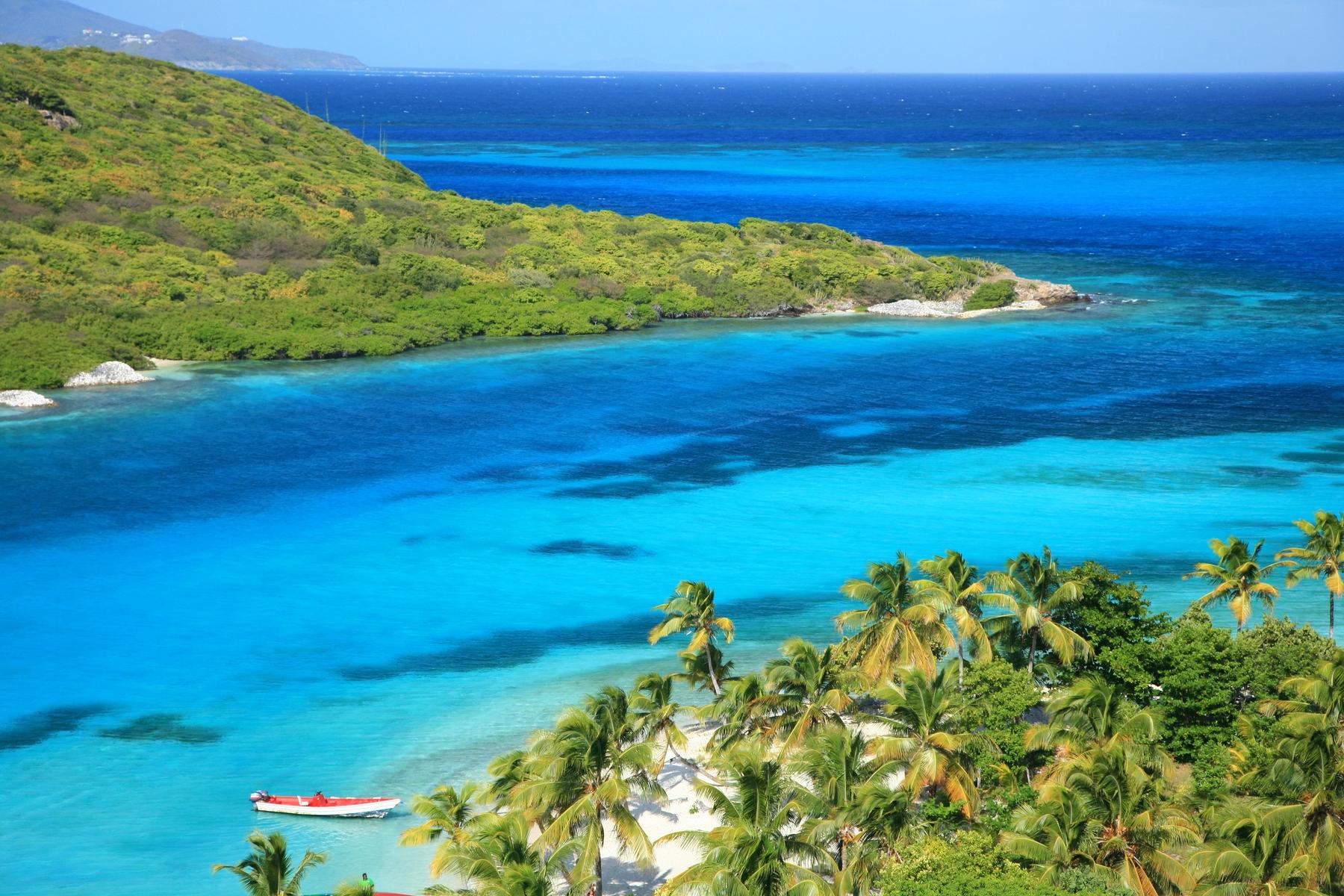 paradiesische Inseln