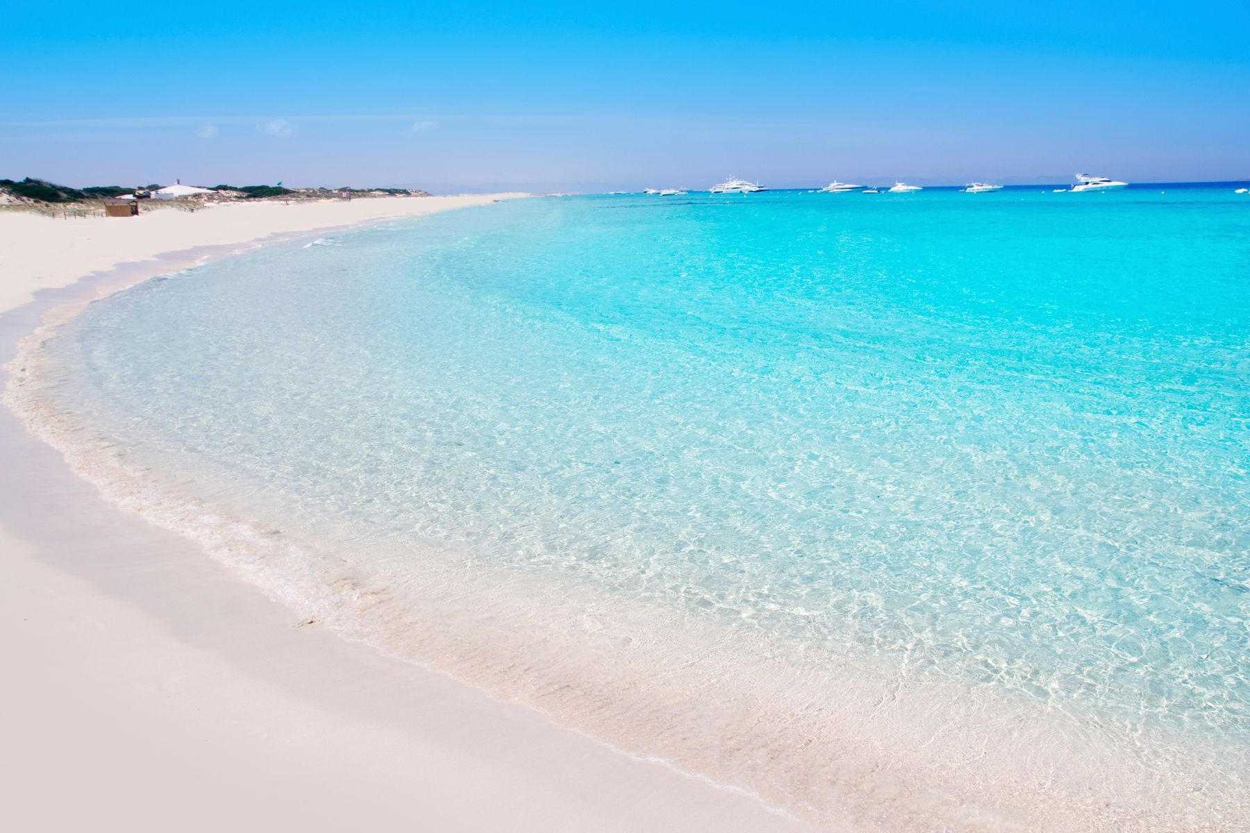 Spiagge Formentera: Ses Illetes