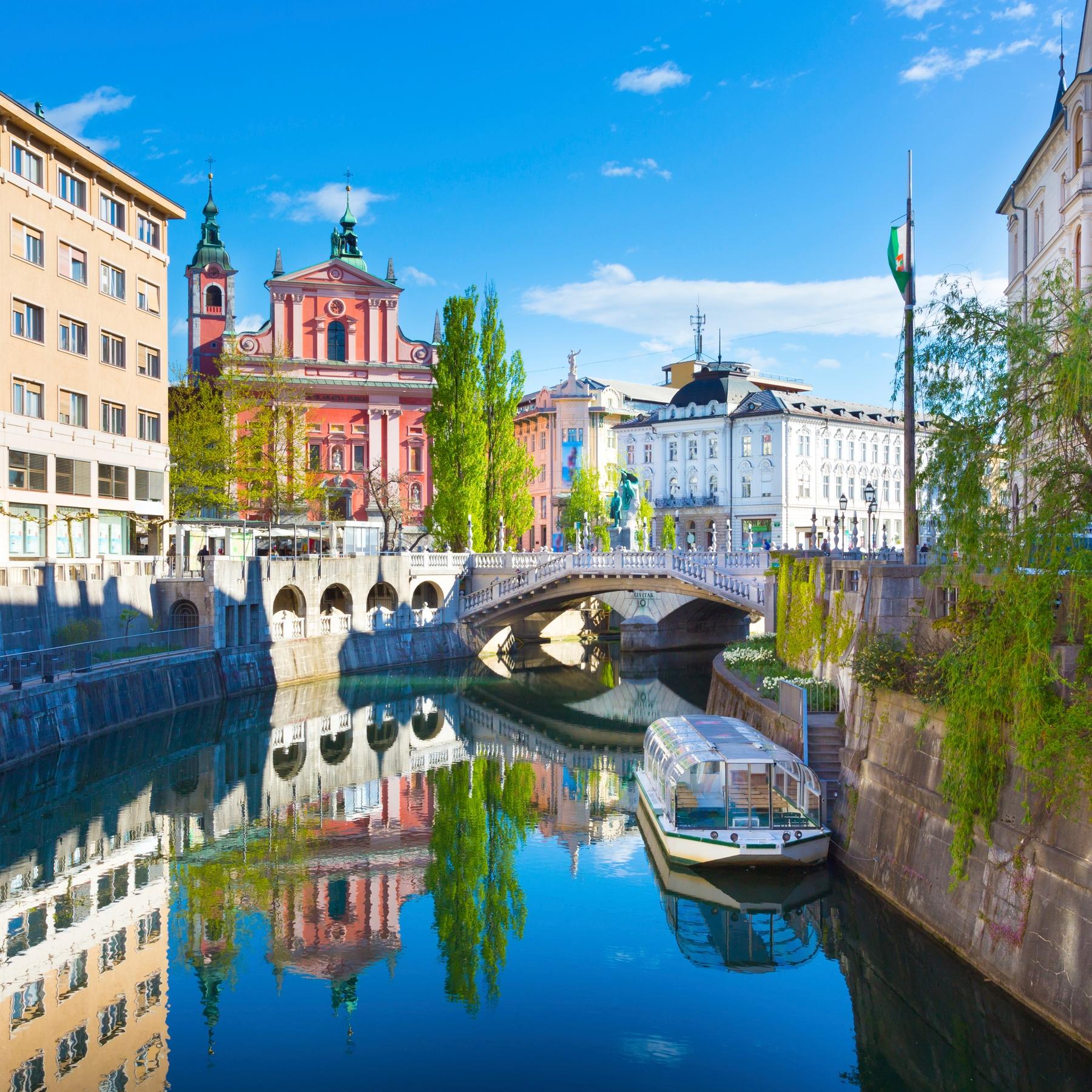 Vacaciones baratas: 17 destinos económicos: Eslovenia