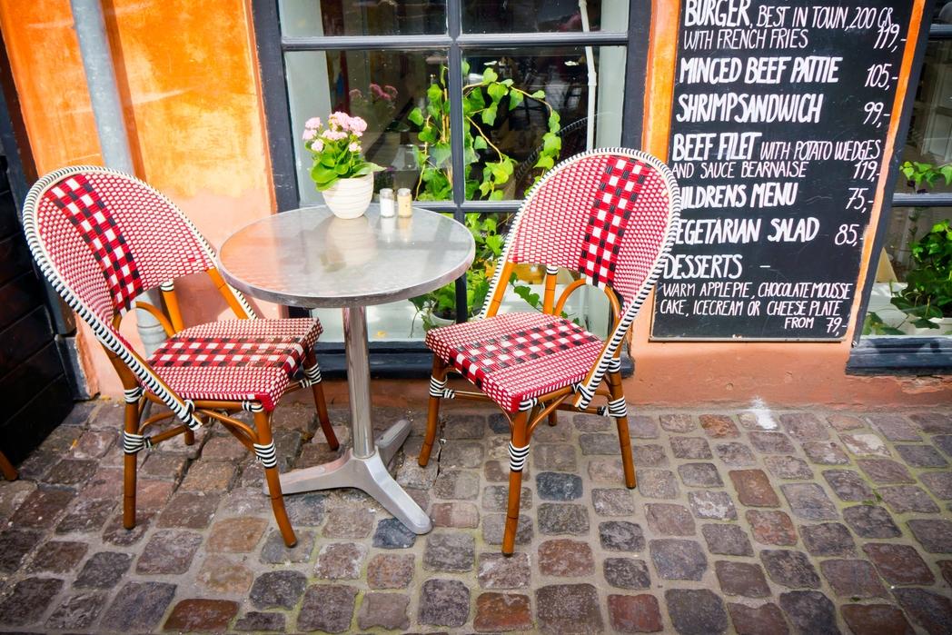 Εστιατόριο στην Κοπεγχάγη