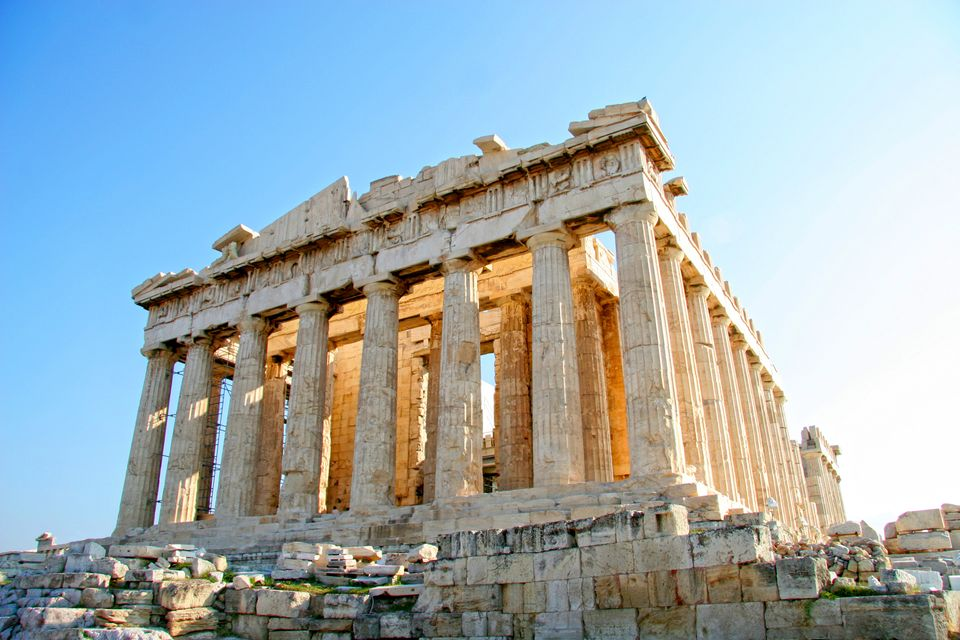 Actualidad Estatua De Zeus