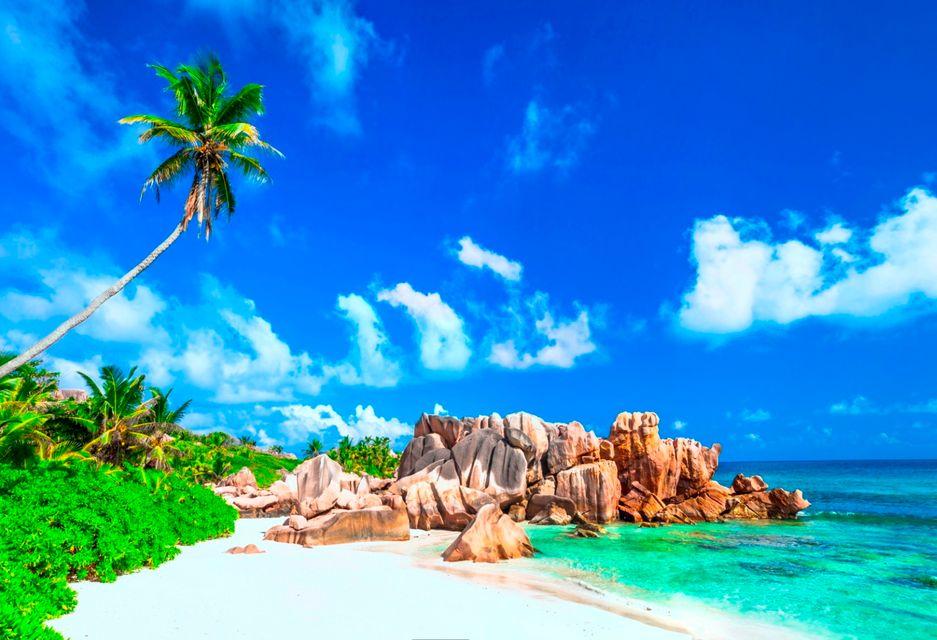 The idyllic beauty of La Digue, Seychelles