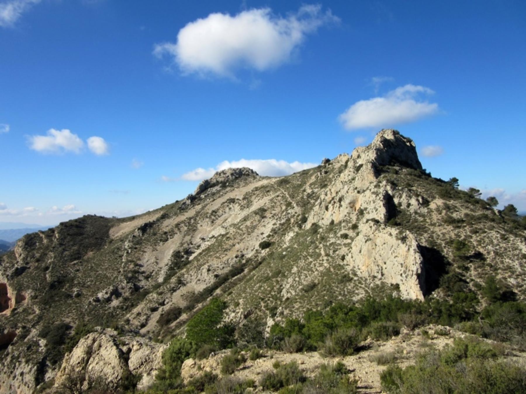 Maigmo Sierra Alicante camping  en España