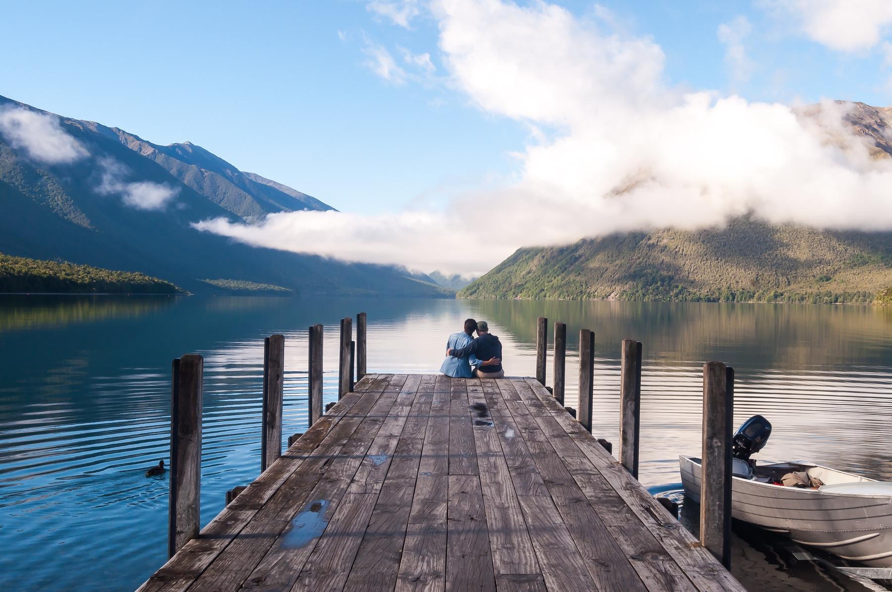 Lange vakantie Nieuw-Zeeland