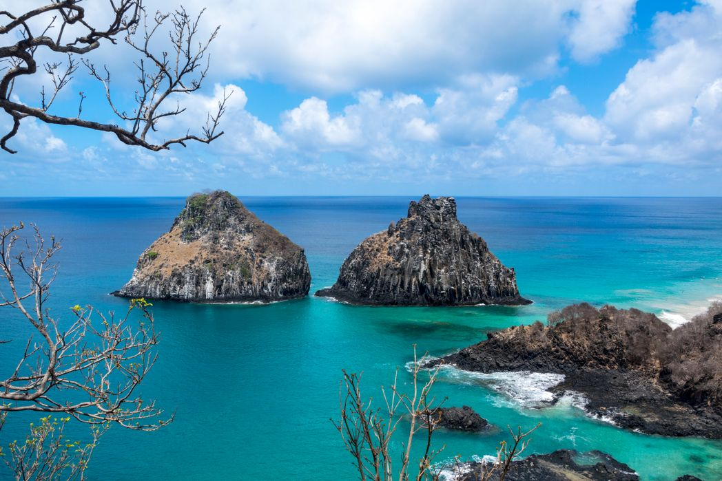 Pig's Bay, on Fernando de Noronha island - 12 of the best beaches in the world