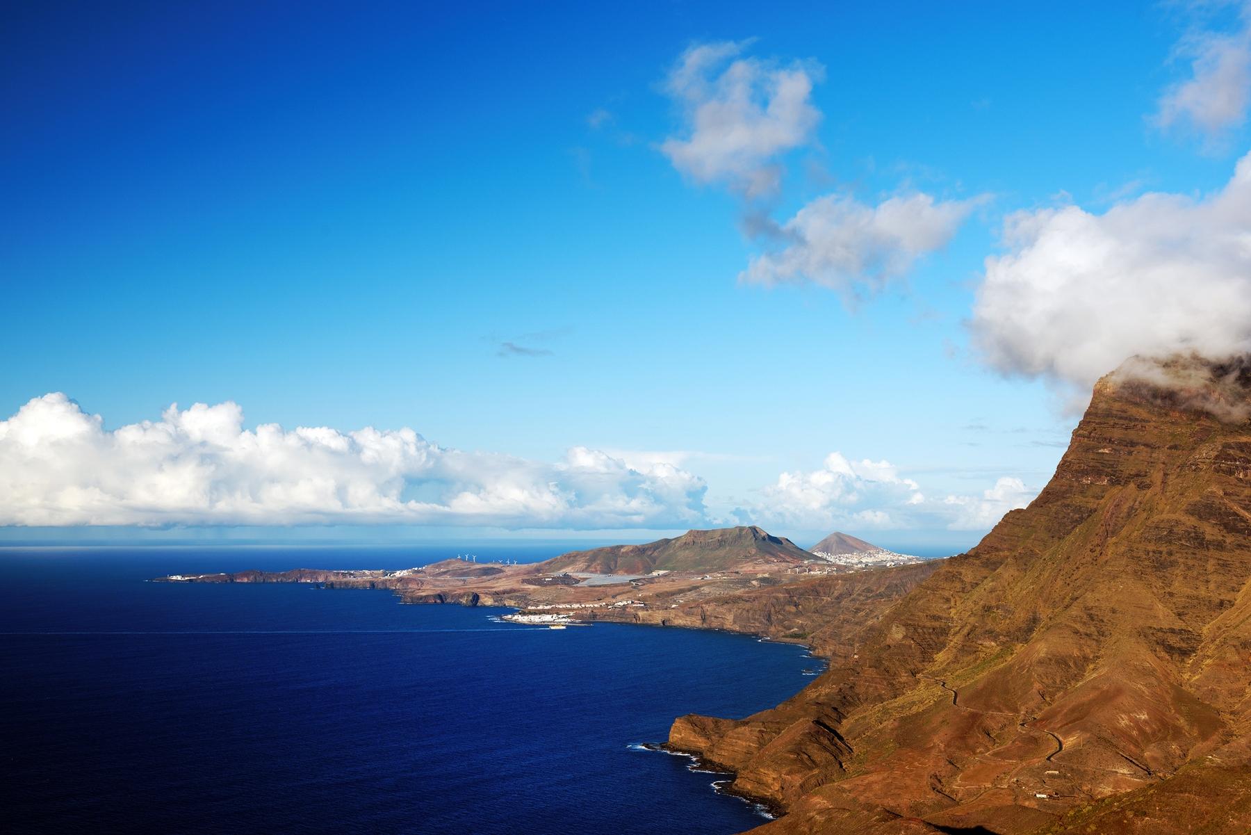 Spiagge di Tenerife: Playa de Los Gigantes Lanzarote