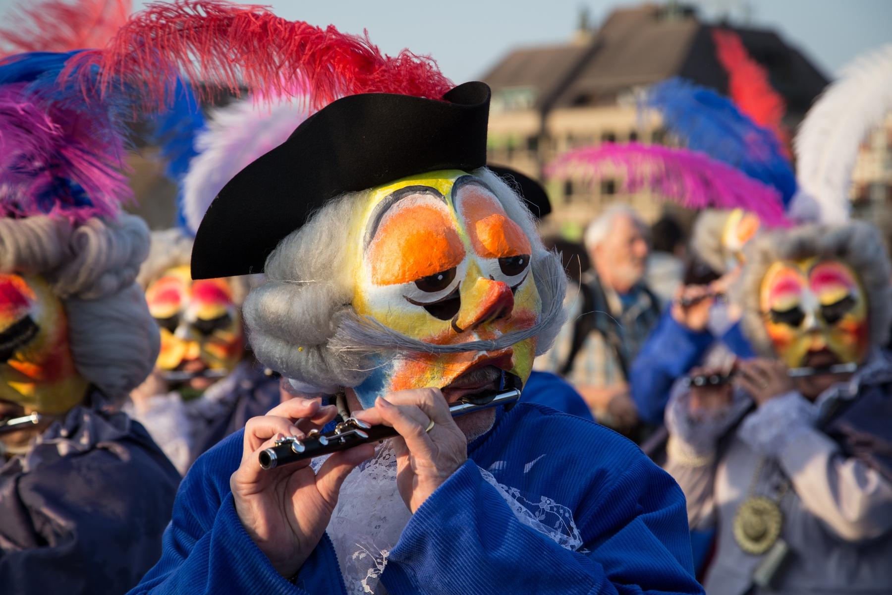 Даты карнавала Фастнахт в Германии в 2020 году