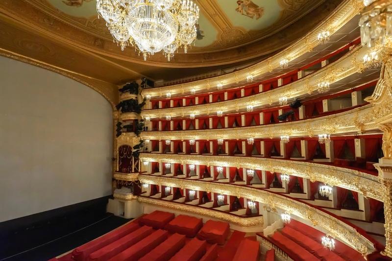 Cosa fare a Mosca: Teatro Bol'shoj