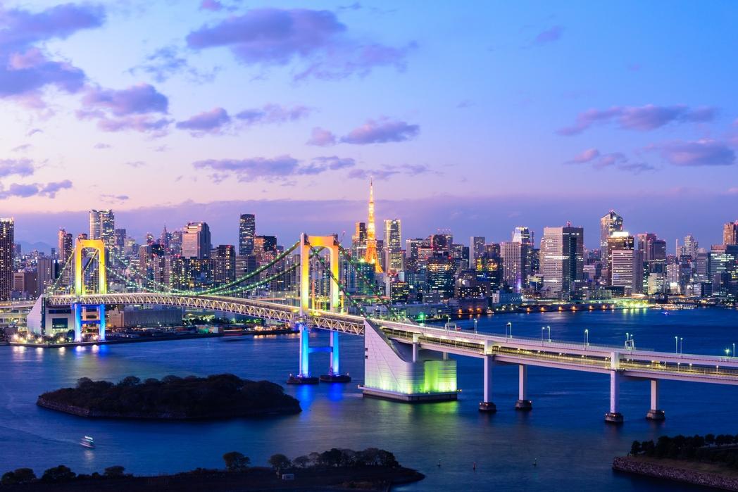 Γέφυρα στο Τόκιο