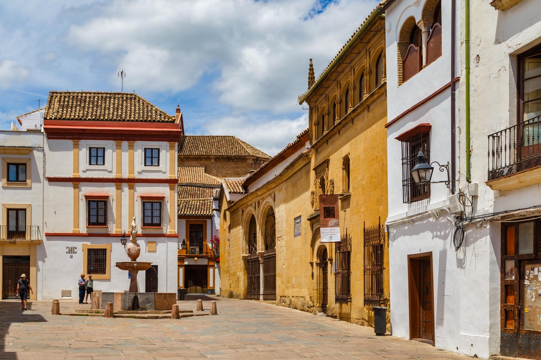 Plaza del Potro, lugares que ver en Córdoba