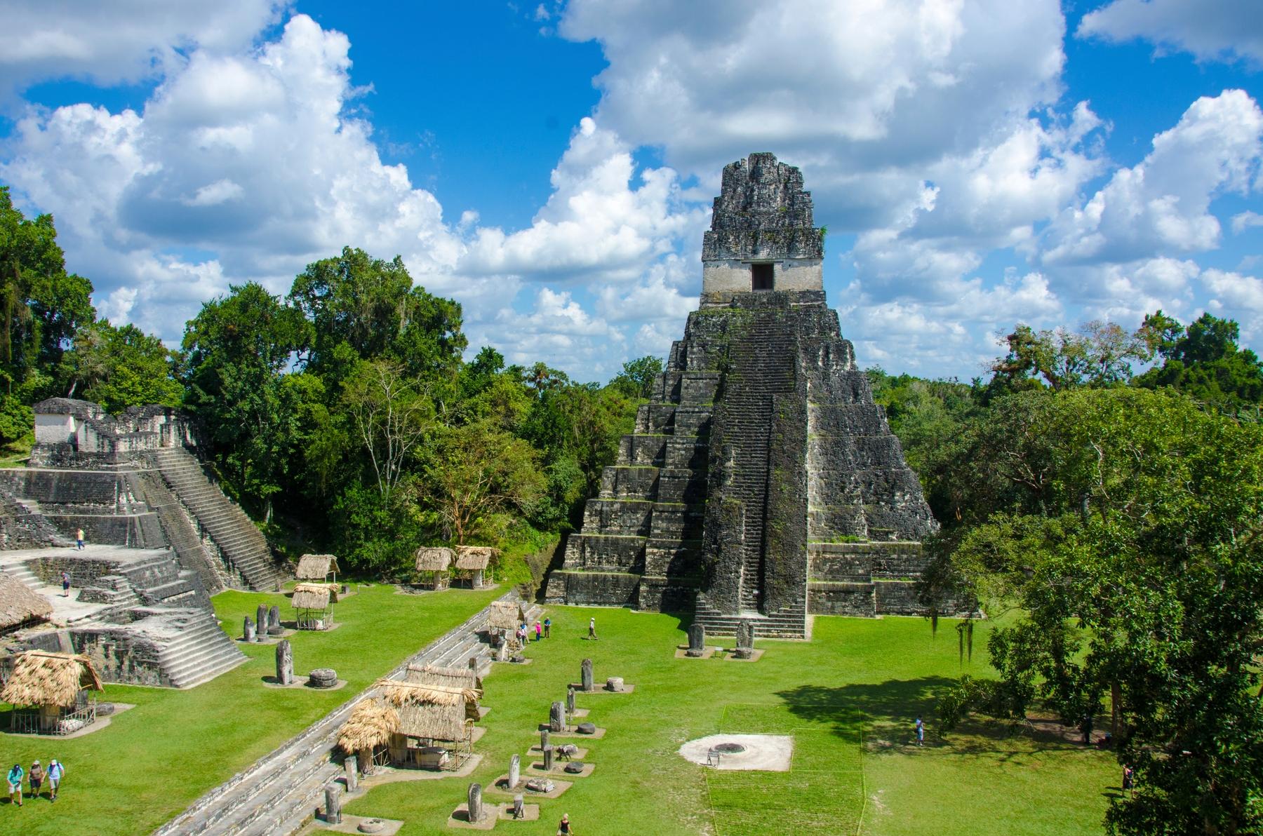 Los 20 lugares más fascinantes del mundo: Guatemala