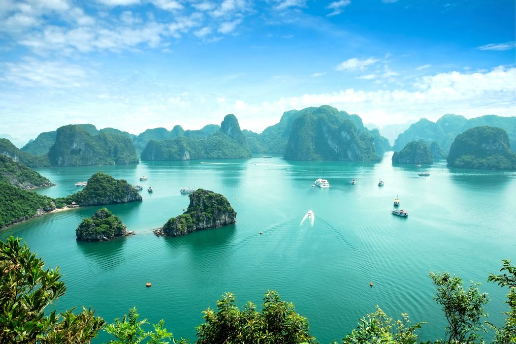 Vietnam is yet another southeast Asian paradise to make it onto the list of bargain post-pandemic travel destinations