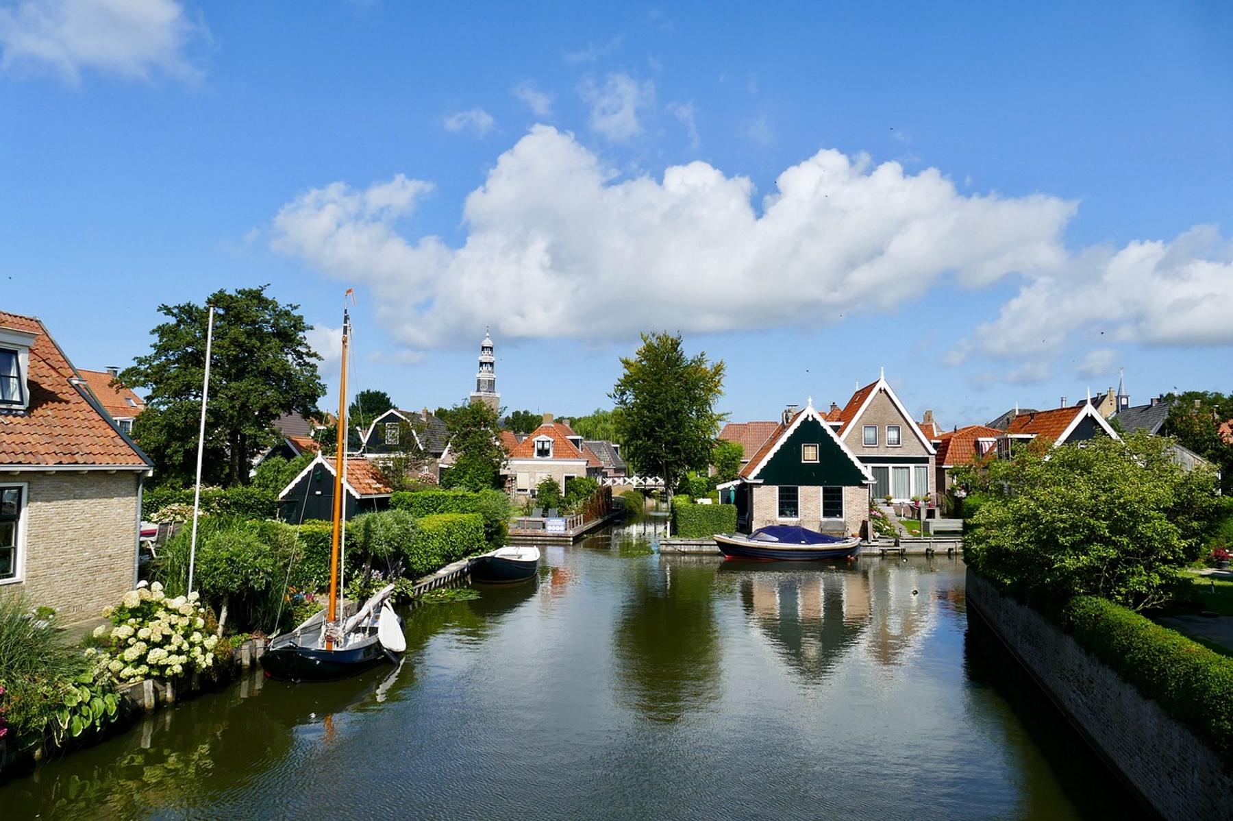 Activiteiten in Nederland: Elfstedentocht in Friesland fietsen